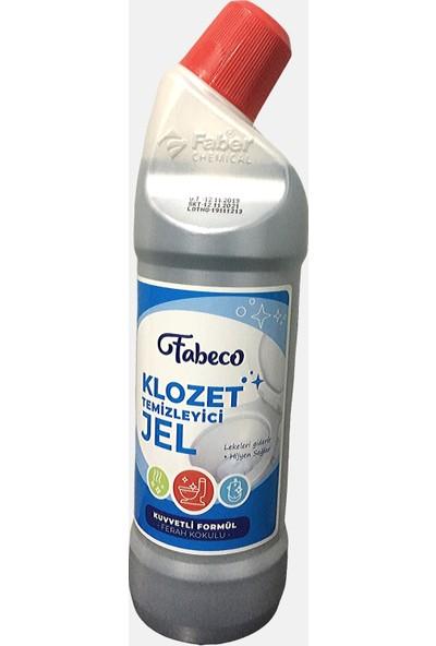 Faber Fabeco Klozet Temizleyici Jel 950 gr