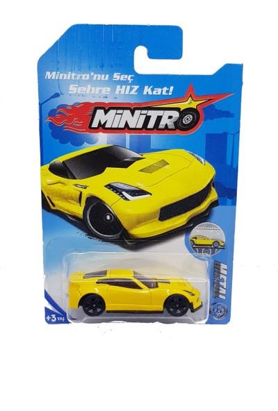 Birlik Oyuncak Minitro Metal Araba Serisi