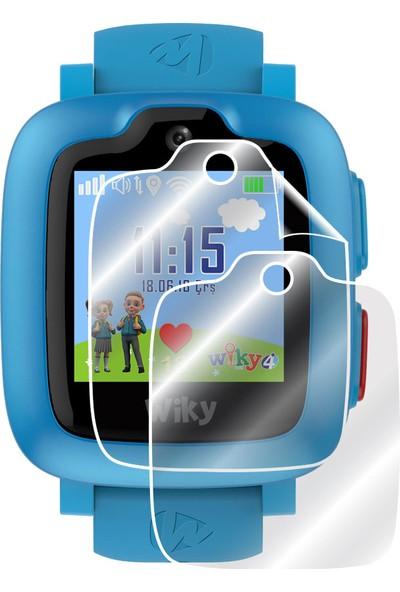 Ipg Wiky Watch 4 Akıllı Çocuk Saati Ekran Koruyucu 2'li Set