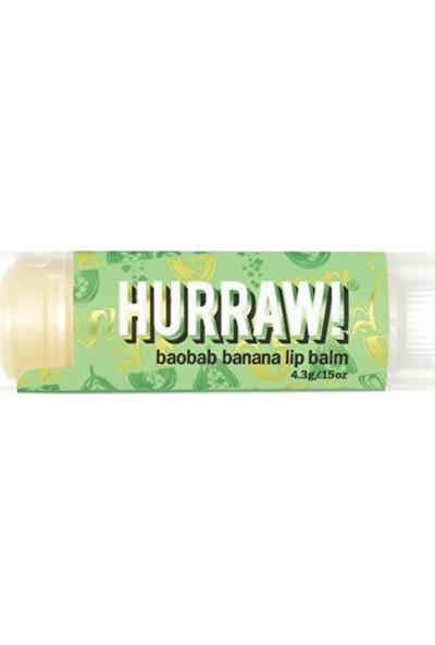 Hurraw Baobab Muz Balmı 4.8 gr