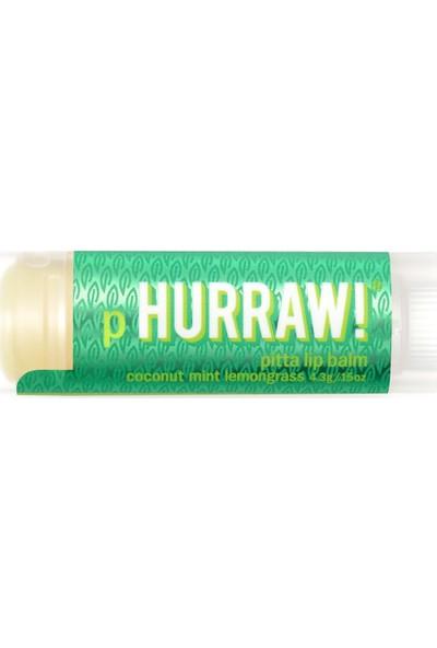 Hurraw Pitta Dudak Balmı 4.8 gr