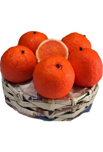 Hanımeli Meyve Sabunu Sepeti Portakal Orta Boy