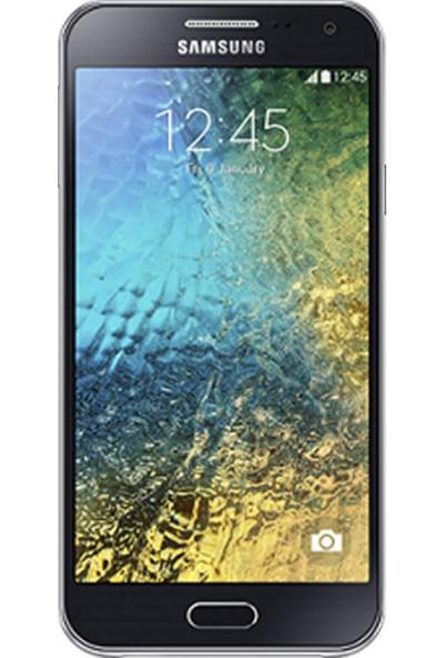 KZN Samsung Galaxy E5 Nano Cam Ekran Koruyucu 9H
