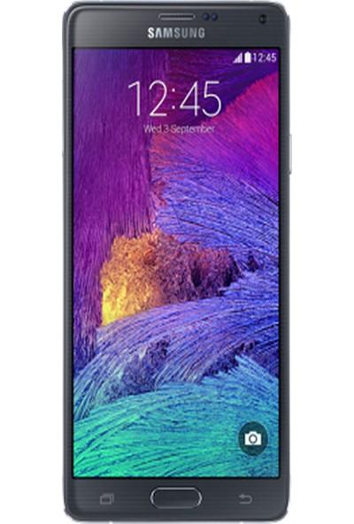 KZN Samsung Galaxy Note 4 Nano Cam Ekran Koruyucu 9H