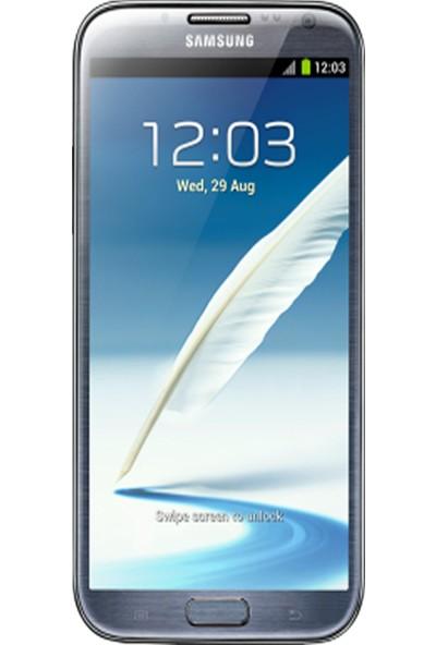 KZN Samsung Galaxy Note 2 Nano Cam Ekran Koruyucu 9H