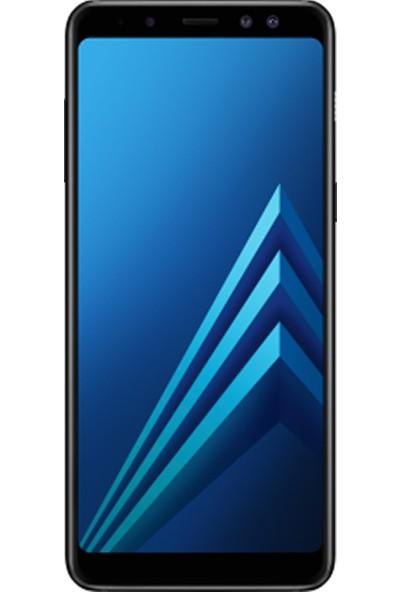 KZN Samsung Galaxy A8 2018 Plus Nano Cam Ekran Koruyucu 9H