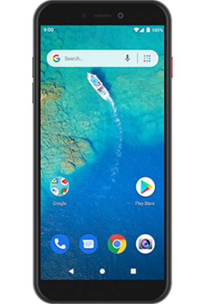 KZN General Mobile Gm9 Go Nano Cam Ekran Koruyucu 9H