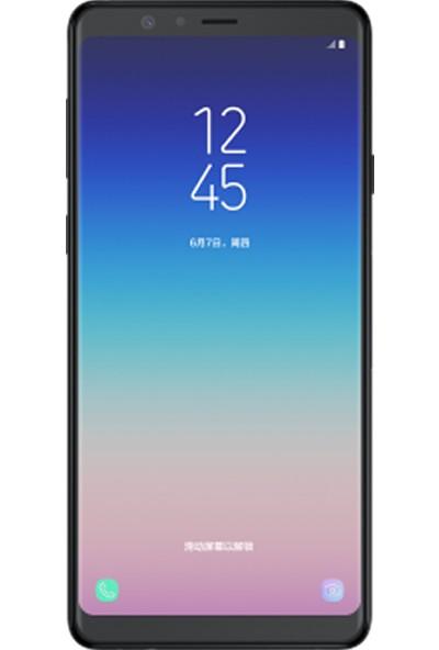 KZN Samsung Galaxy A8 Star Nano Cam Ekran Koruyucu 9H