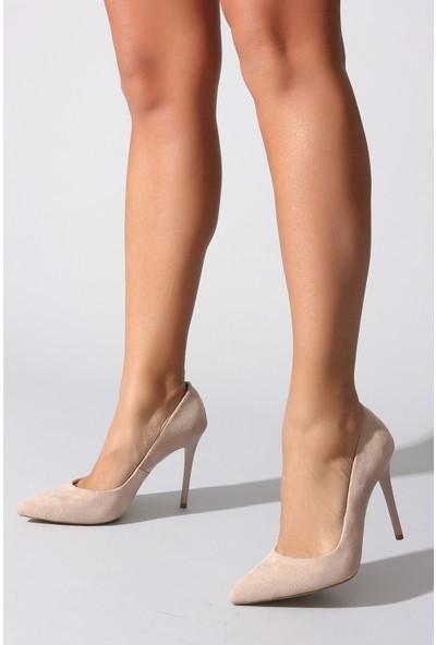 Rovigo Plus Kadın Bej Ayakkabı