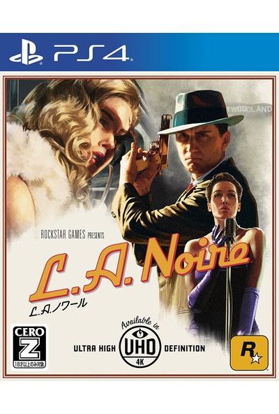 L.A. Noire PS4 Oyun