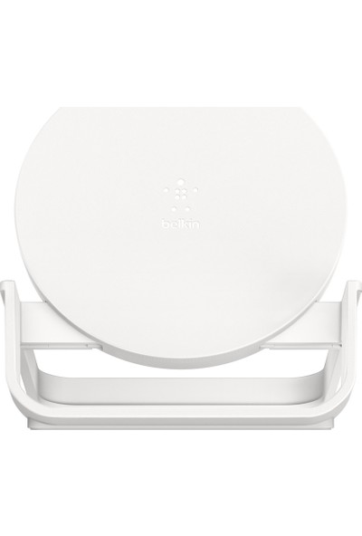 Belkin F7U083VFWHT Boost Up Qi 10W Wireless Şarj Standı - Beyaz