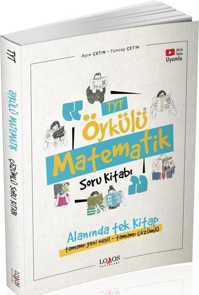 Lodos Yayınları TYT Öykülü Matematik Soru Kitabı
