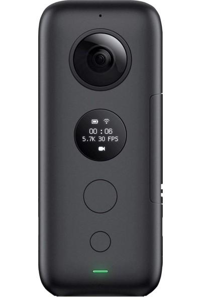 INSTA360 One x 360 Aksiyon Kamerası, 5.7k Video ve 18MP Fotoğraflar