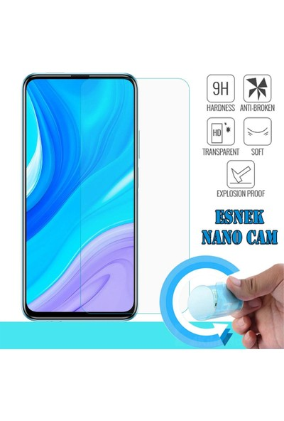 Kılıfist Huawei P Smart Pro 2019 Zore Nano Ekran KoruyucuŞeffaf
