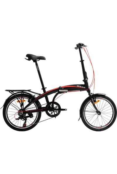 Bisan Fx 3500 Katlanır Bisiklet V 20 Jant 6 Vites