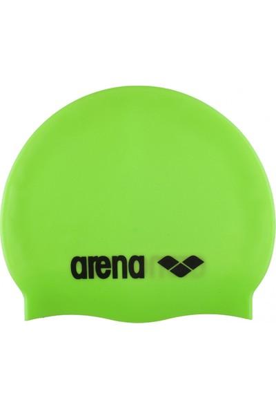 Arena 9167065 Classic Silikon Çocuk Yüzücü Bone