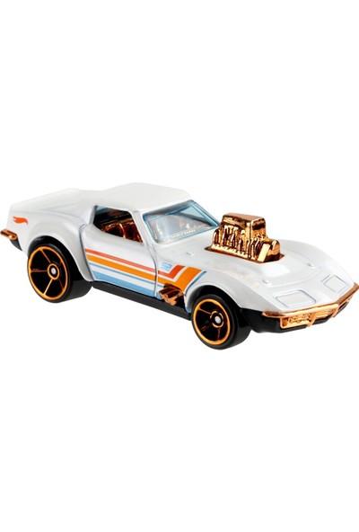 Hot Wheels Parlak ve Krom Özel Seri 68 Corvette Gas Monkey Garage GJW48 - GJW52
