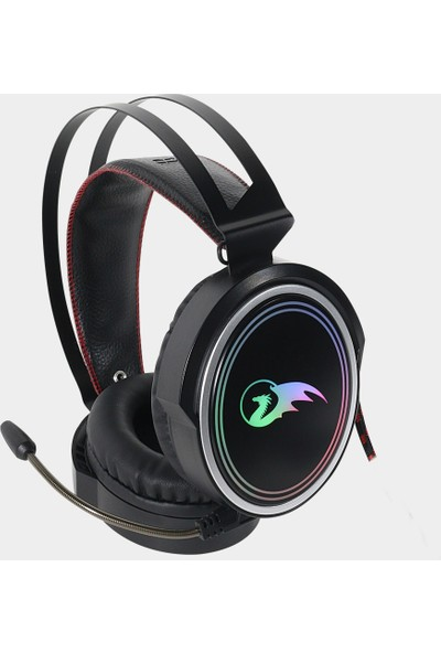 Razador Strong RHD01 RGB 7.1 Titreşimli Mikrofonlu Oyuncu Kulaklık