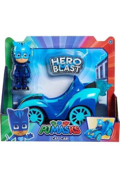 Giochi Preziosi Pijamaskeliler Hero Blast Araçlar Cat Car