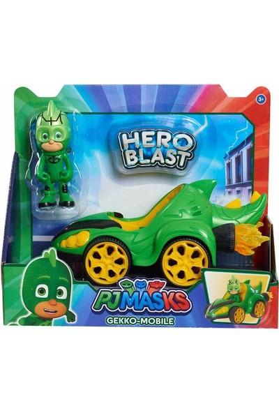 Giochi Preziosi Pijamaskeliler Hero Blast Araçlar Gekko Mobile