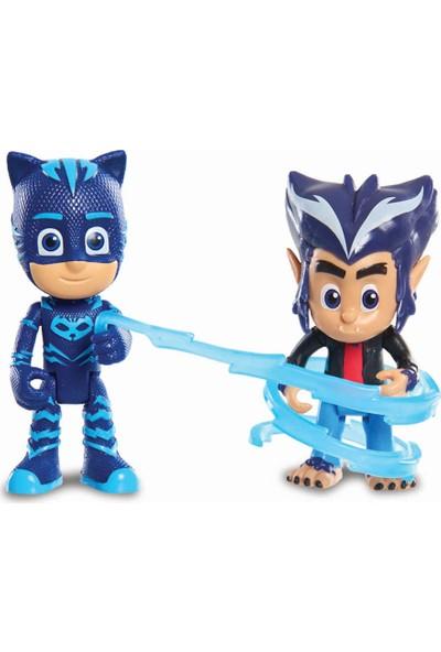 Giochi Preziosi Pijamaskeliler Ikili Figür Catboy ve Howler