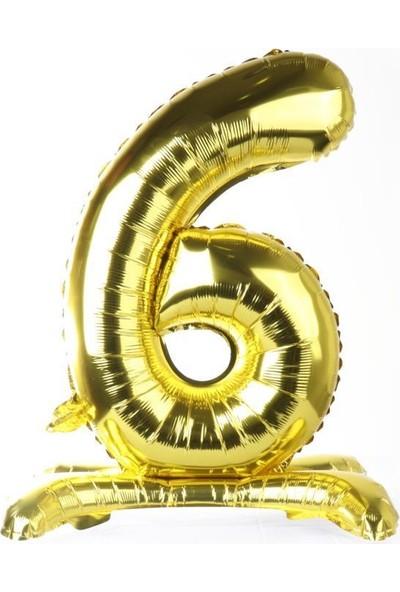Beysüs Ayaklı Balon 6 Altı Altın