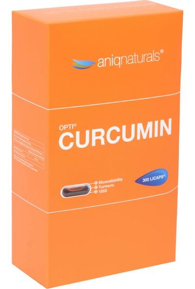 Aniqnaturals Opti Curcumin 300 Licaps