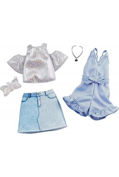 Barbie'nin Kıyafetleri İkili Paket Set 10 FYW82 - GHX56