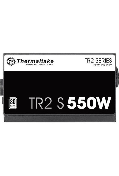 Thermaltake TR2 S 550W 80+ 12 cm Fanlı PSU PS-TRS-0550NPCWEU-2