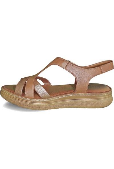 Stella 20280 Kadın Deri Sandalet