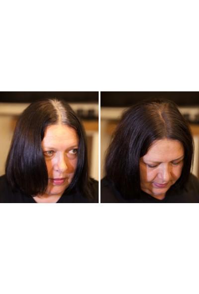 Fixplant Gri 28 gr Saç Tozu + Fixdeep Suda Çıkmayan Saç Dolgunlaştırıcı Pudra