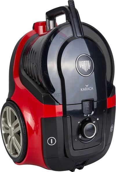 Karaca Vantuz S6 Red Elektrikli Süpürge