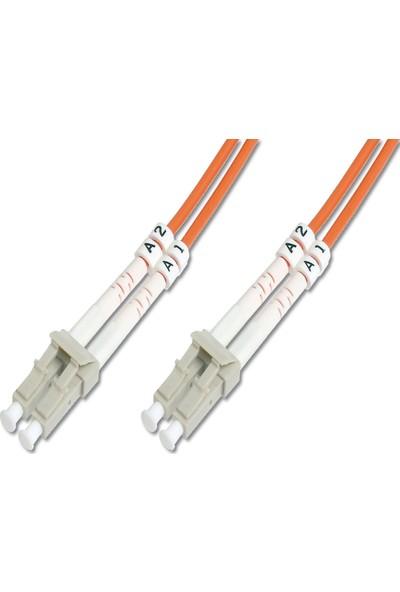 Beek Fiber Patch Cord 3.0 mm Duplex mm Om1 62.5u LC-LC/pc 3m