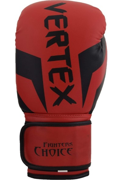 Vertex Fighter Kırmızı Boks Eldiveni Fıghter-03