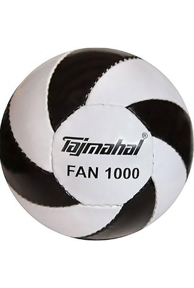 Tajmahal Fan 1000 Mini Siyah Futbol Topu Tjmfm002