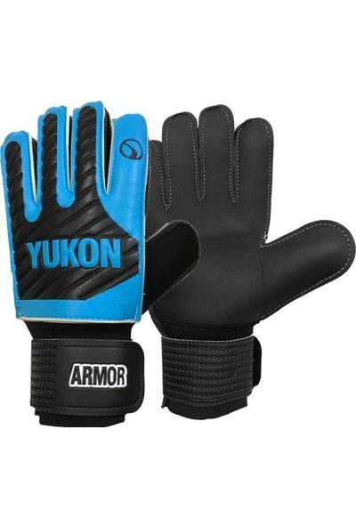 Yukon Armor Mavi Kaleci Eldiveni Armor-05