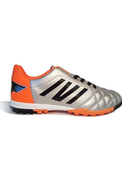 Dunlop Gri Halı Saha Ayakkabısı 111114Hm-11