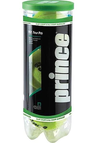 Prince NxTour Pro Ed 3'lü Tenis Topu 1.02.001.7G339000