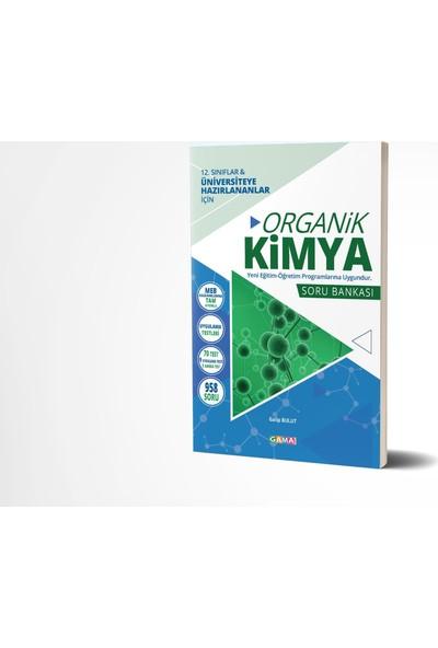 Gama Yayınları 12. Sınıf Organik Kimya Soru Bankası