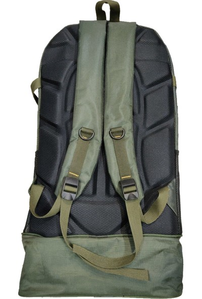 Accord Bag Dağcı Outdoor Kamp Trekking Sırt Çantası 55+5 lt