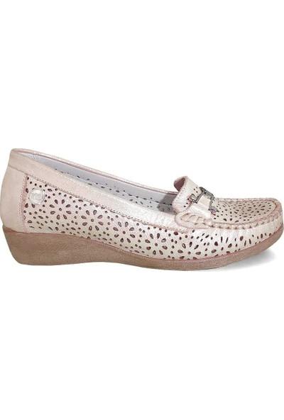 Mammamia D20YA-3325 Deri Kadın Ayakkabı