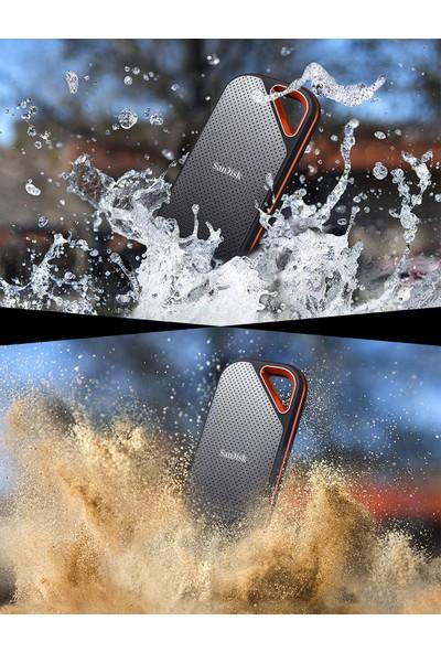"SanDisk Extreme Pro Portable 1TB 1050MB-1050MB/s 2.5"" USB 3.1 Taşınabilir SSD SDSSDE80-1T00-G25"