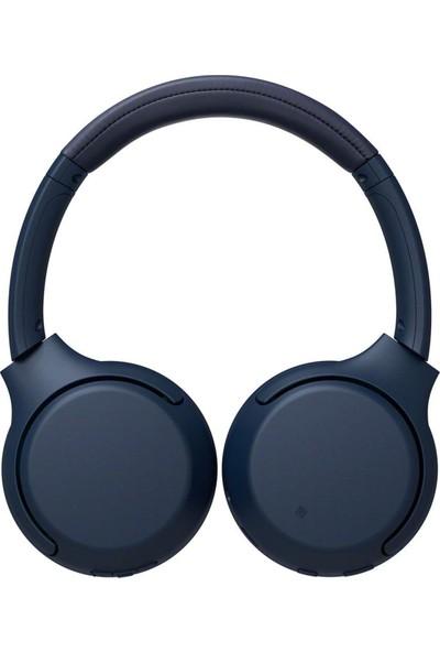 Sony WHXB700L Extra Bass Bluetooth Kulaklık - Mavi