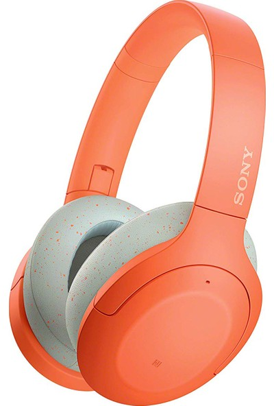 Sony WHH910ND Gürültü Önleyici Bluetooth Kulak Üstü Kulaklık - Turuncu