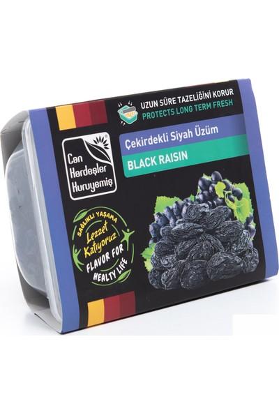 Can Kardeşler Kuruyemiş Çekirdekli Siyah Üzüm 300 gr