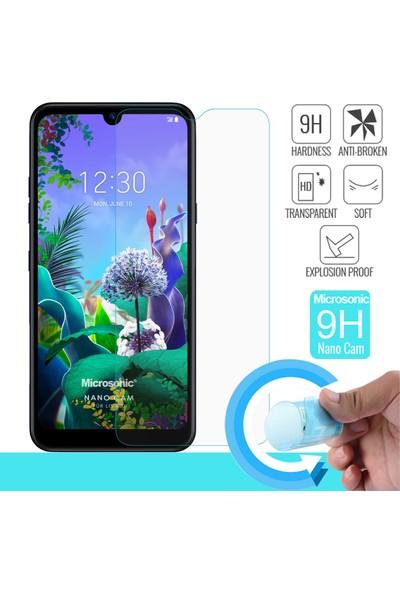 Microsonic LG K50 Nano Cam Ekran Koruyucu