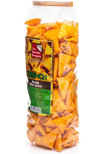 Can Kardeşler Kuruyemiş Crunch Gevrek Mısır Çerezi 195 gr