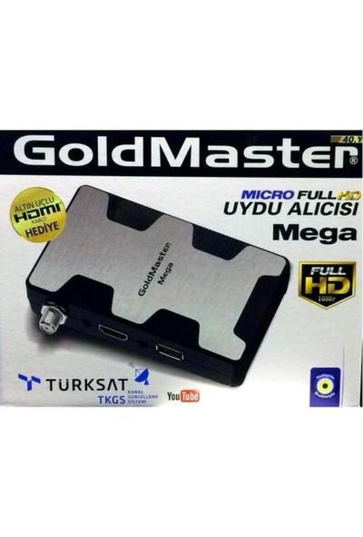 Goldmaster Mega Mıcro Full Hd Uydu Alıcısı
