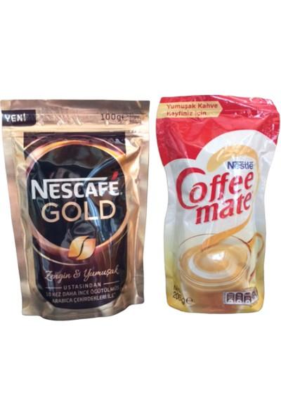 Nescafe Cold 100 gr x Caffee Mate 200 gr