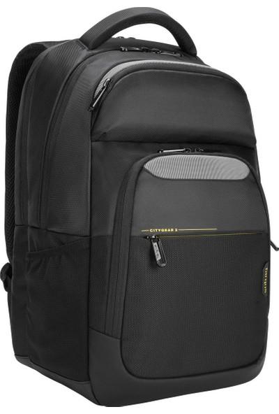 """Targus TCG670GL Citygear 17.3"""" Notebook Sırt Çantası - Siyah"""